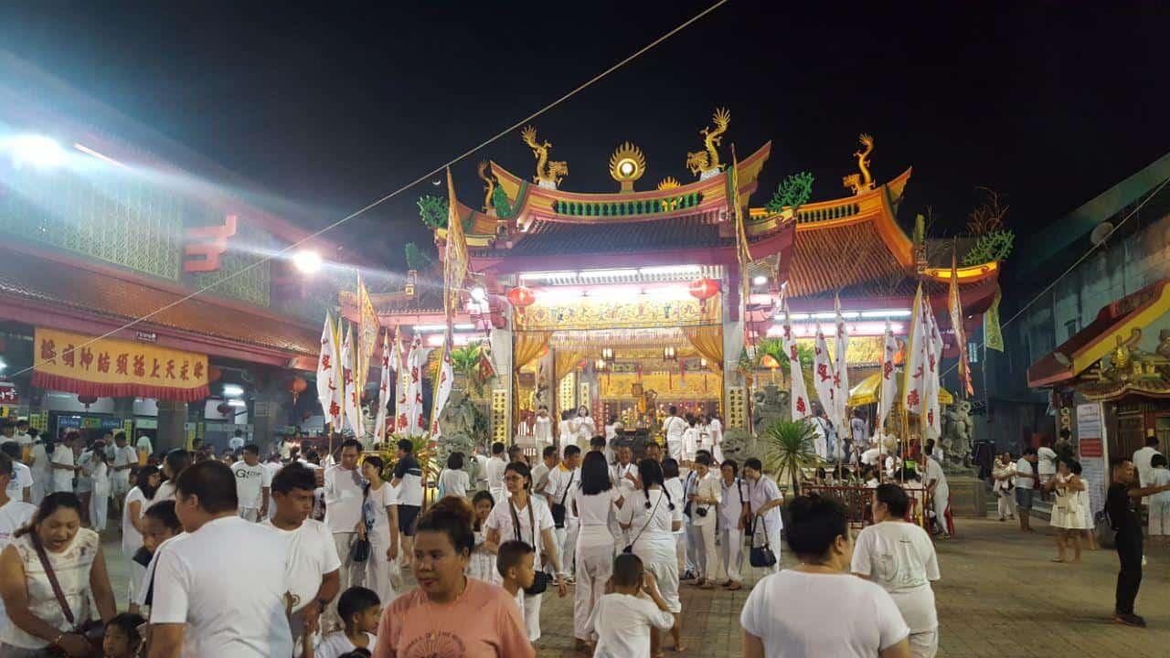Jui Tui Shrine. Phuket Town