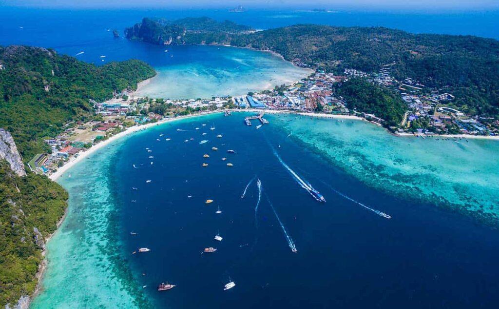 Phi Phi Don Island. Thailand
