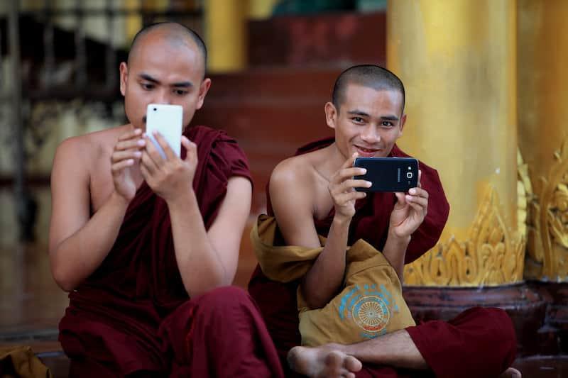 Мобильная связь в Таиланде. Коды для включения тарифов
