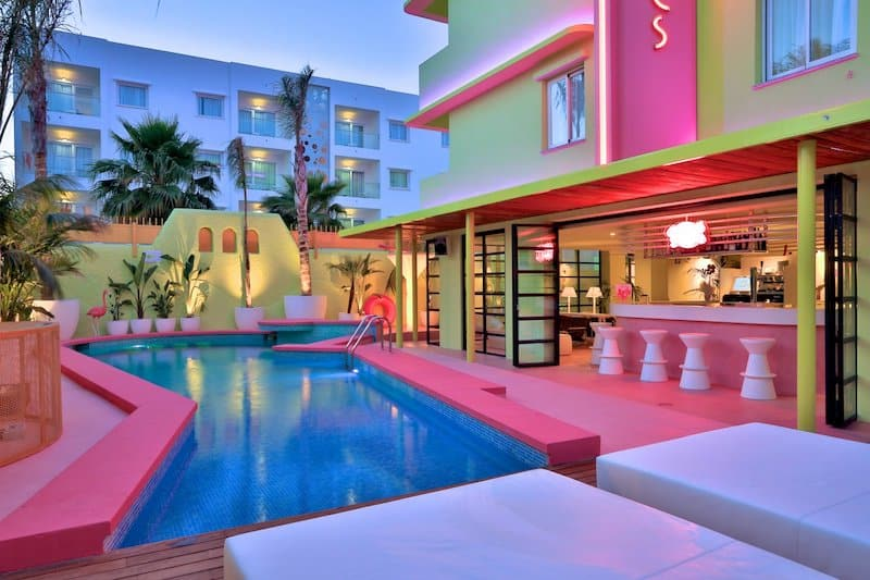 Tropicana Ibiza Suites - Playa d'en Bossa