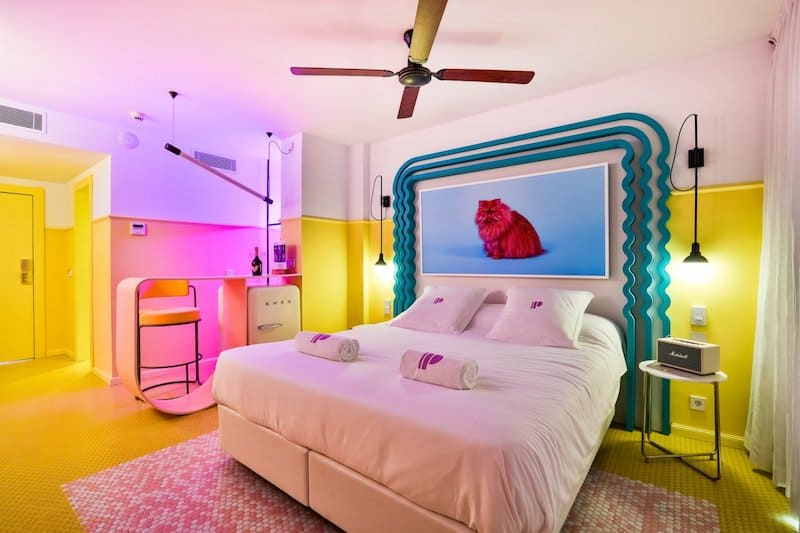 Paradiso Ibiza Art Hotel - лучшие отели острова Ибица