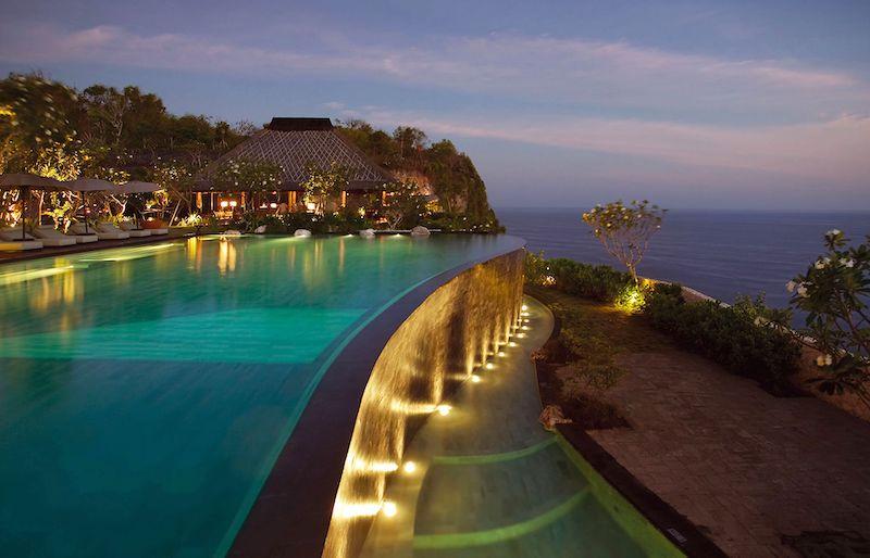 Bulgari Resort Bali - отель с шикарным видом и собственным бассейном