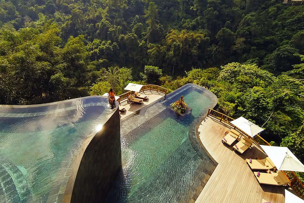 Самые необычные отели на острове Бали