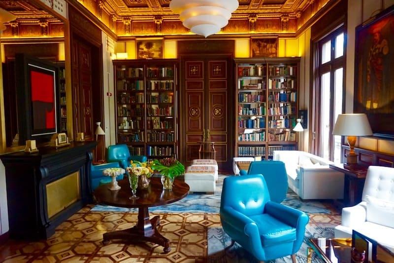 Cotton House Hotel - рейтинг лучших бутик-отелей в Барселоне