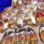 Casa Batlló - архитектурные достопримечательности Барселоны