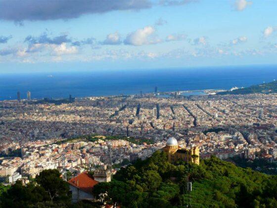 Гора Tibidabo - Лучшие достопримечательности Барселоны