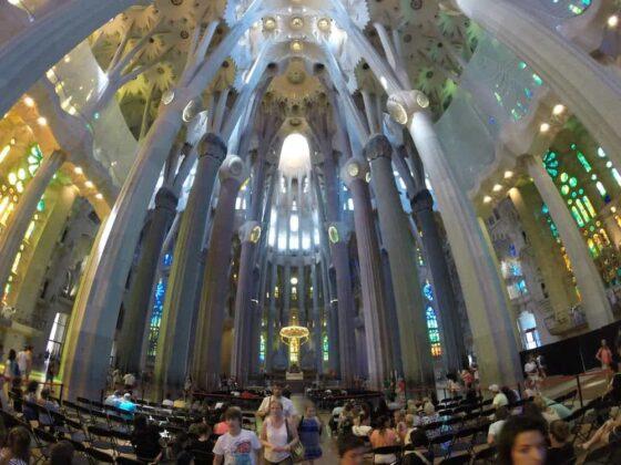 Храм Святого Семейства - Sagrada Familia