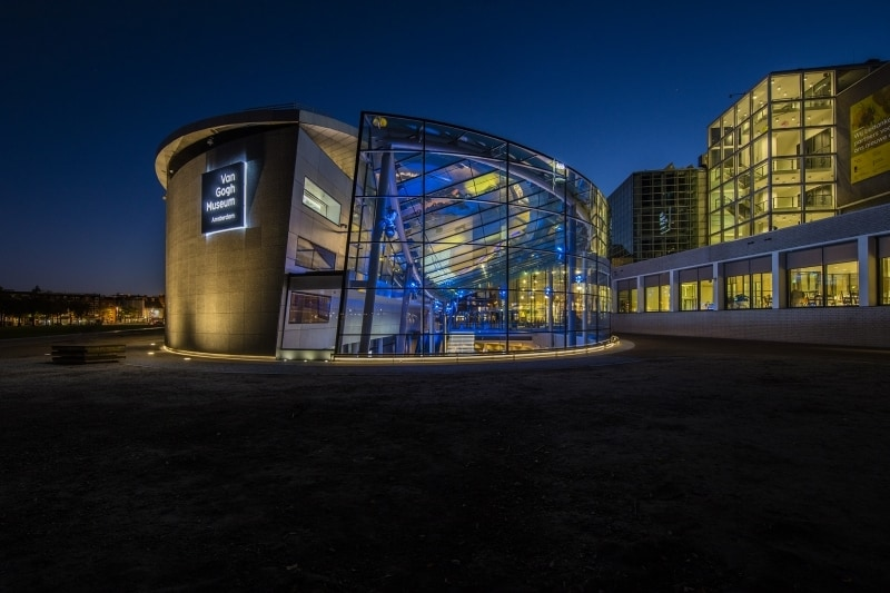 Музей Винсента Ван Гога - Van Gogh Museum