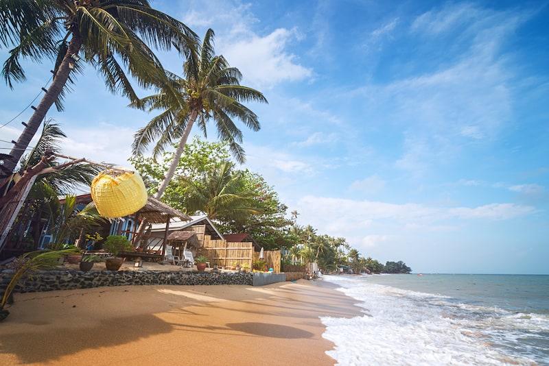 Банг По - Bang Po beach