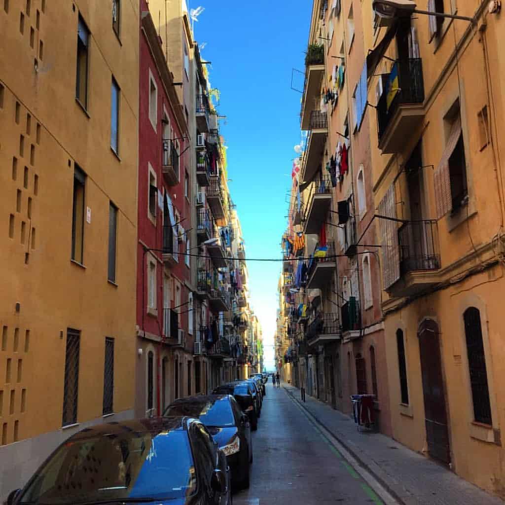 Барселонета - Barсeloneta - Достопримечательности Барселоны