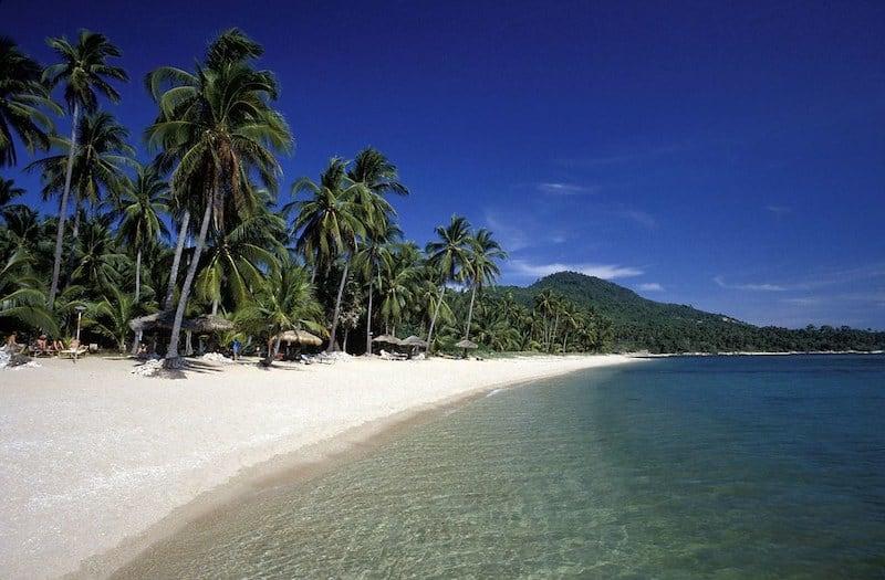 Пляж Чавенг Самуи - Chaweng beach