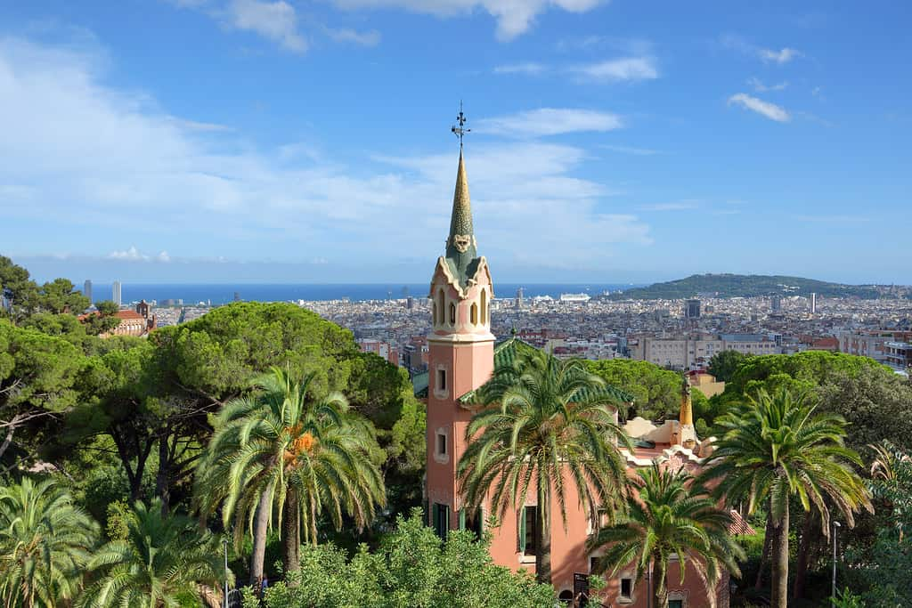 Дом-музей Гауди - Gaudi House Museum