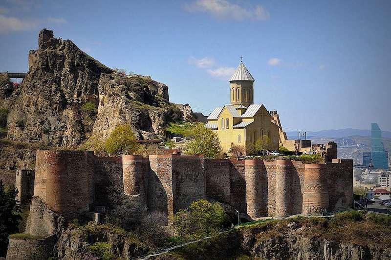Крепость Нарикала