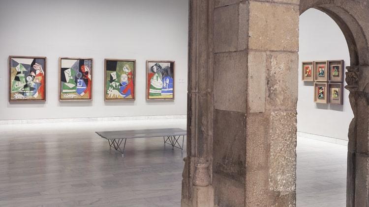 Музей Пикассо - Picasso Museum