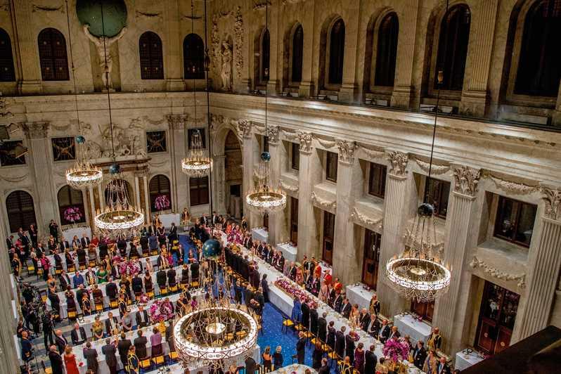 Королевский дворец - Royal Palace - Достопримечательности Амстердама