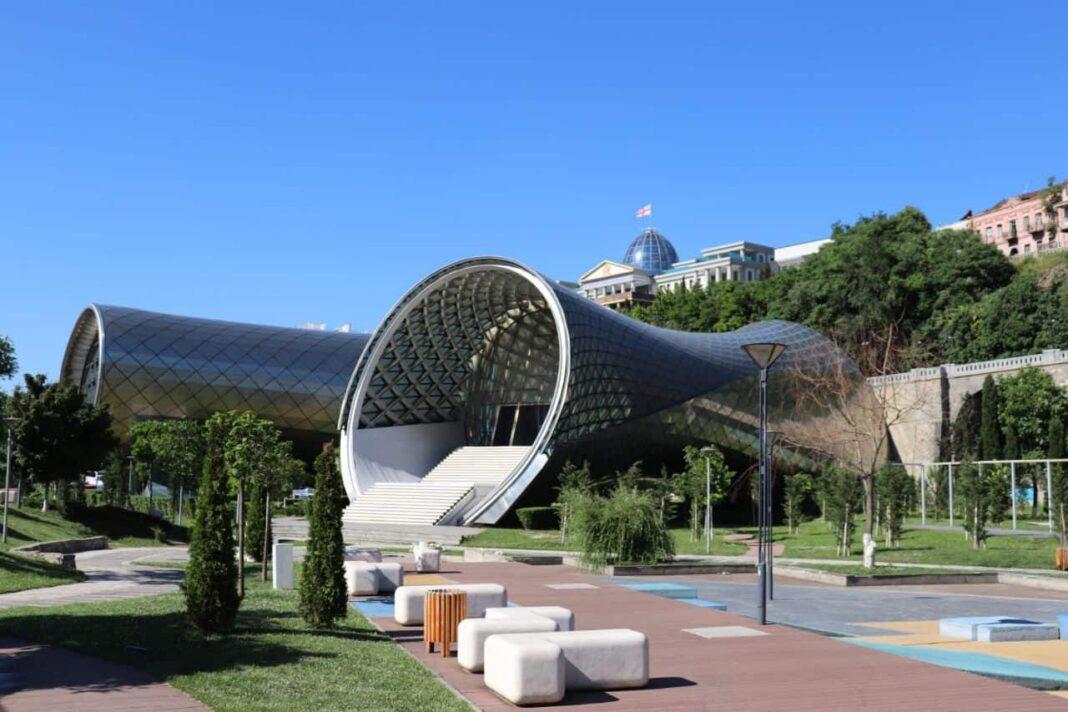 Главные достопримечательности Тбилиси - Парк Рике