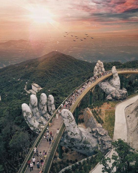 Ba Na Hills - Danang, Vietnam
