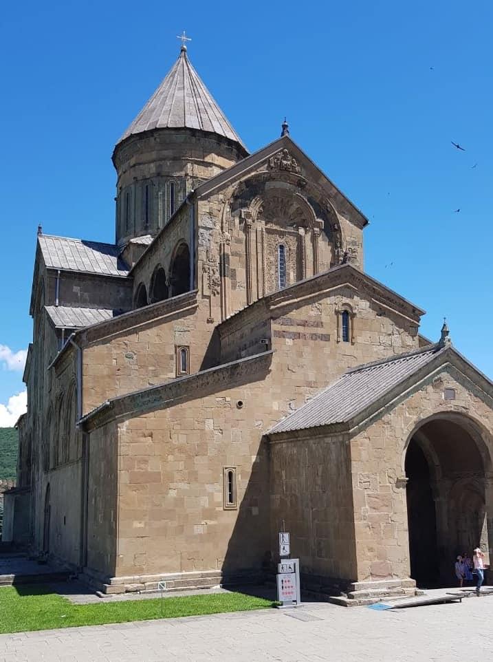Светицховели - достопримечательности Тбилиси