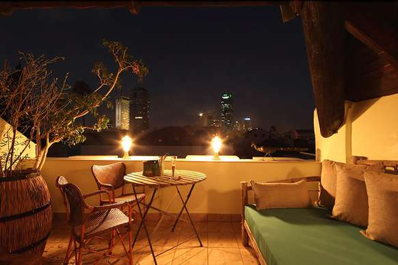 Лучшие бутик-отели Тель-Авива: Kann Hotel