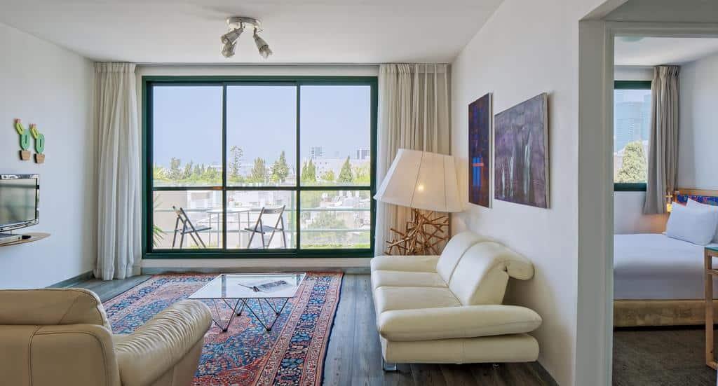 Лучшие отели Тель-Авива: The Diaghilev