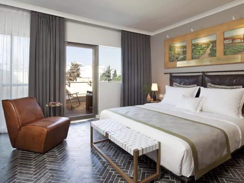 Необычные отели в Тель-Авиве: The Rothschild Hotel