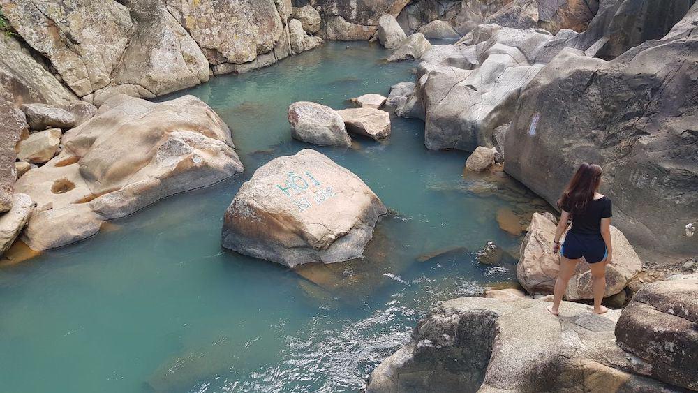 Вьетнам (Нячанг) экскурсии– Водопады Бахо