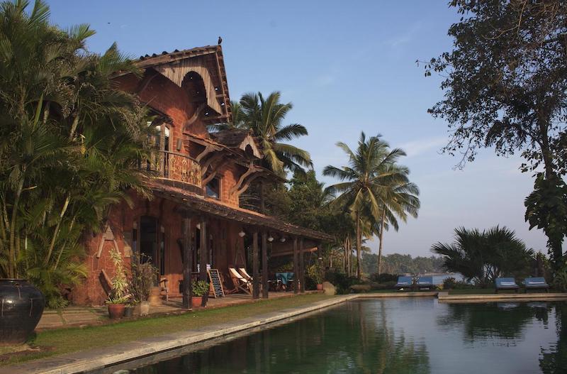 Ahilya By The Sea - люксовый бутик-отель на севере Гоа