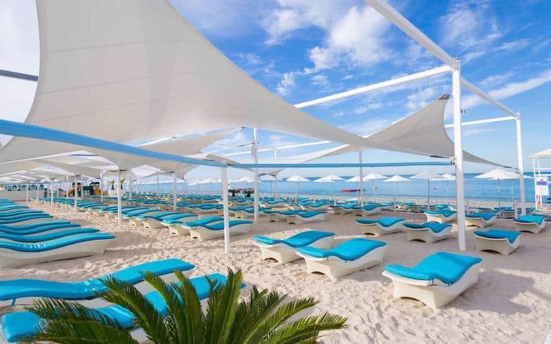 Лучшие отели Сочи с пляжем